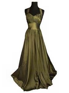 1940s Evening Dresses for Women