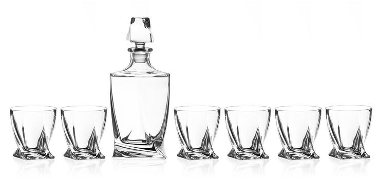 house-of-crystal | BRANDY & WHISKEY SETS