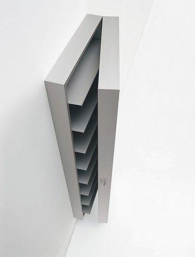 Foot Box di Kristalia - Scarpiere di design