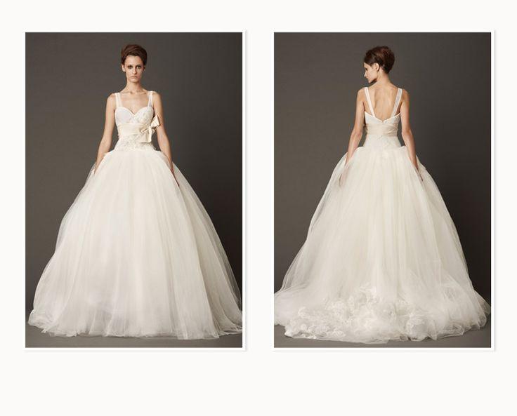 Fabulous Vera Wang Lisa Vera Wang Wedding DressesBridal