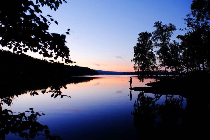 Sjön Halen, Olofström - Blekinge