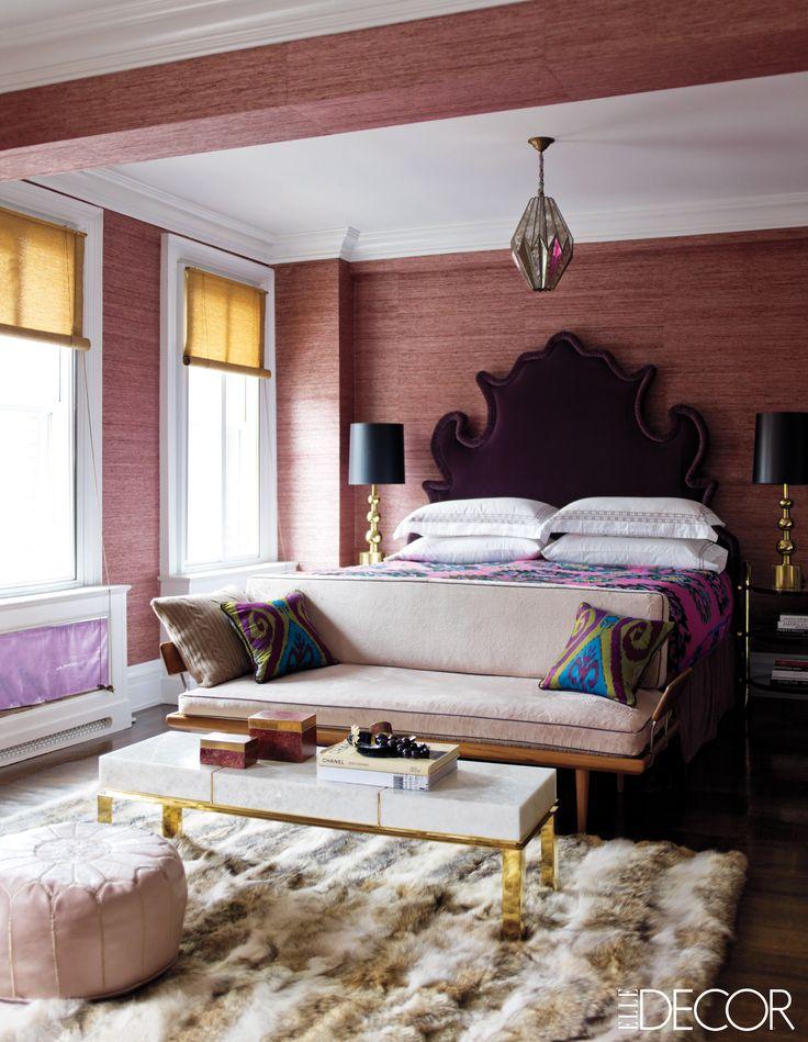 143 best images about sumptuous bedrooms on pinterest for Elle decor beds