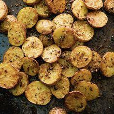 Gebackene Blechkartoffeln Rezept | Küchengötter