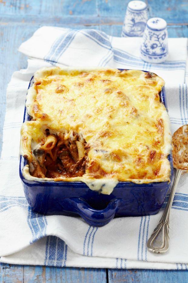 Zapečené těstoviny pro celou rodinu, Foto: isifa.com