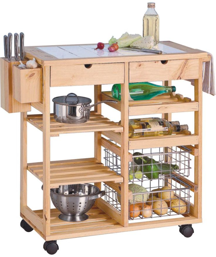 Kitchen Trolley Accessories: Kitchen Trolley By Argos