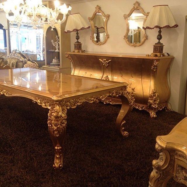 #dekorasyon #furniture #fashion #fatihsarıgül #model #butik #kuwait #kiev #milano #moscow #dubai #diningroom #russia #istanbul #gold #instagood #instagram #instahome #nijerya# modoko#cnrexpo #cnrimob #lovedesign #luxuryhomes #luxuryfurniture #luxurylifestyle #rose #gül#masa#diningroom # - posted by Fatih Sarıgül https://www.instagram.com/sarigul_furniture - See more Luxury Real Estate photos from Local Realtors at https://LocalRealtors.com/stream