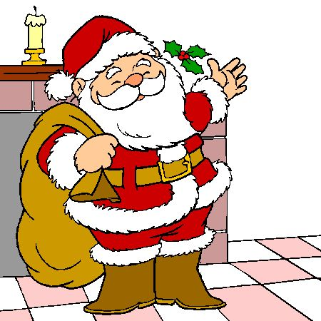 Coloriage d 39 un p re no l a imprimer dessin colorier et dessin non colorier pinterest p re - Image pere noel a colorier ...