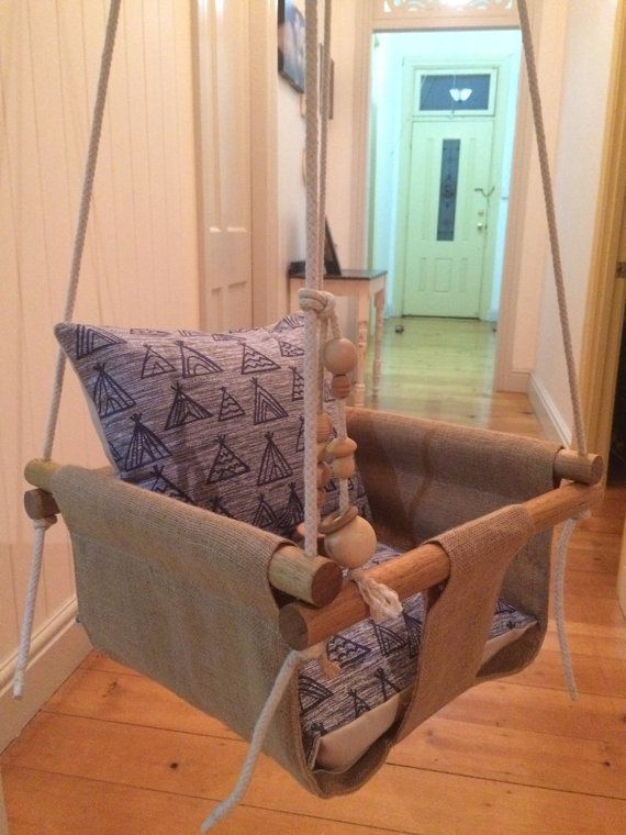 25+ Best Ideas About Balancoire Enfant On Pinterest | Balançoires ... 15 Tolle Handgemachte Veranda Schaukel Designs