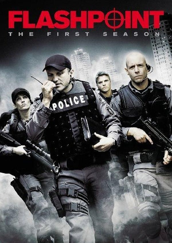 Flashpoint (TV Series 2008–2012)