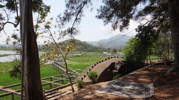 Rawa Permai view