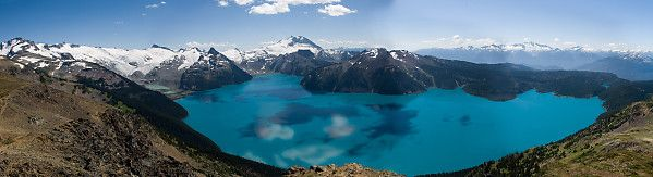 Garibaldi Lake Hike, Planning on hiking here.