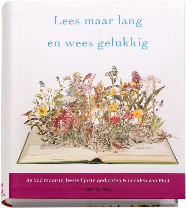 op schoot - Boeken - Boek 'Lees maar lang en wees gelukkig' - Plint