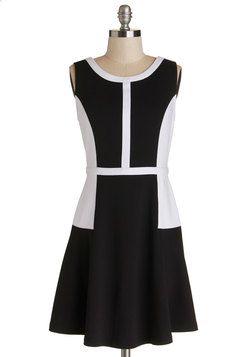 Illustration Intern Dress, #ModCloth by Jack
