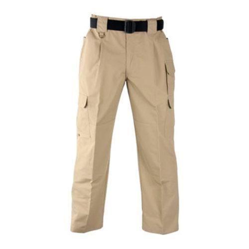 Men's Propper Tactical Pant Poly/ Ripstop Unhemmed Khaki