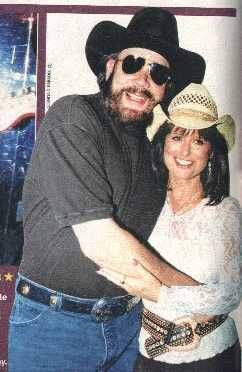 Jessi and Hank Jr.