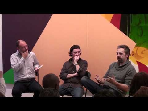 ▶ Glenn Brown, Keith Tyson and Michael Stubbs in conversation_Part3 - YouTube