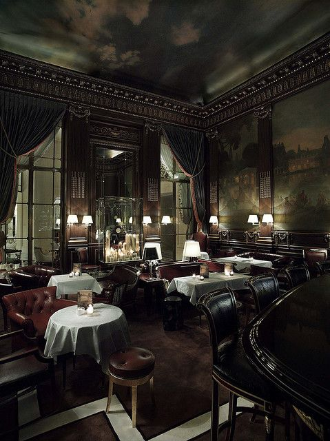 Bar 228, Le Meurice, Paris - Every evening, enjoy two jazz musicians who liven the soul of Le Meurice, from 7 p.m. to midnight