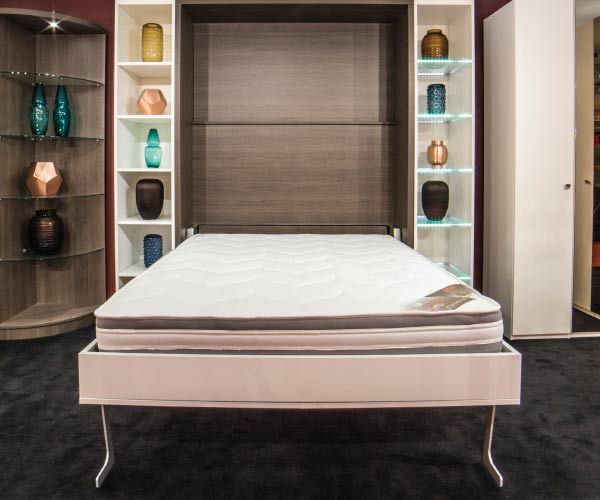 1000 Ideas About Lit Escamotable Canap On Pinterest Armoire Lit Escamotable Murphy Bed And