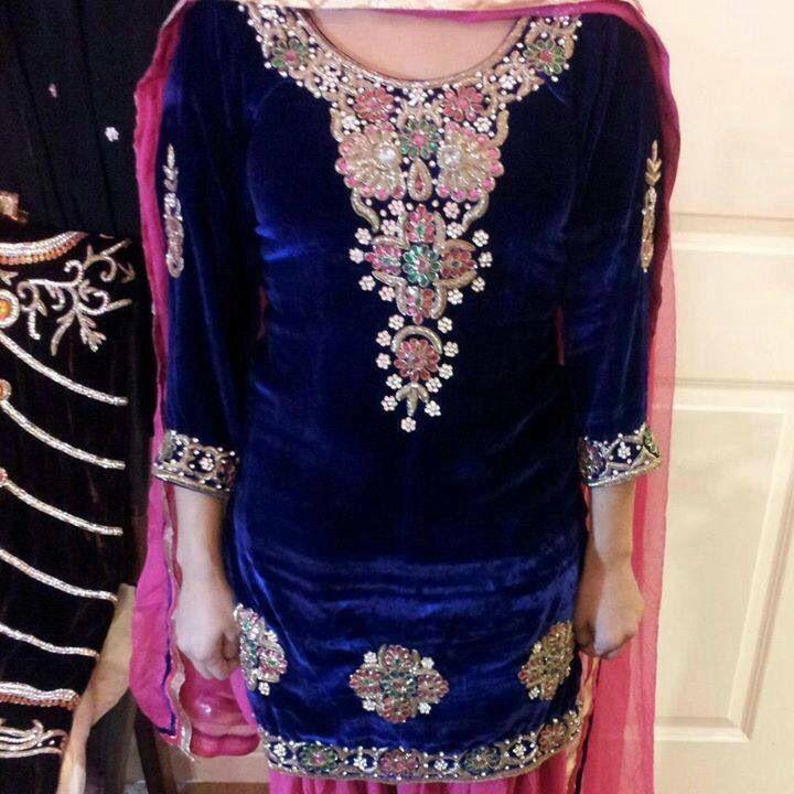 Punjabi suit https://www.facebook.com/beautagonal?ref=tn_tnmn