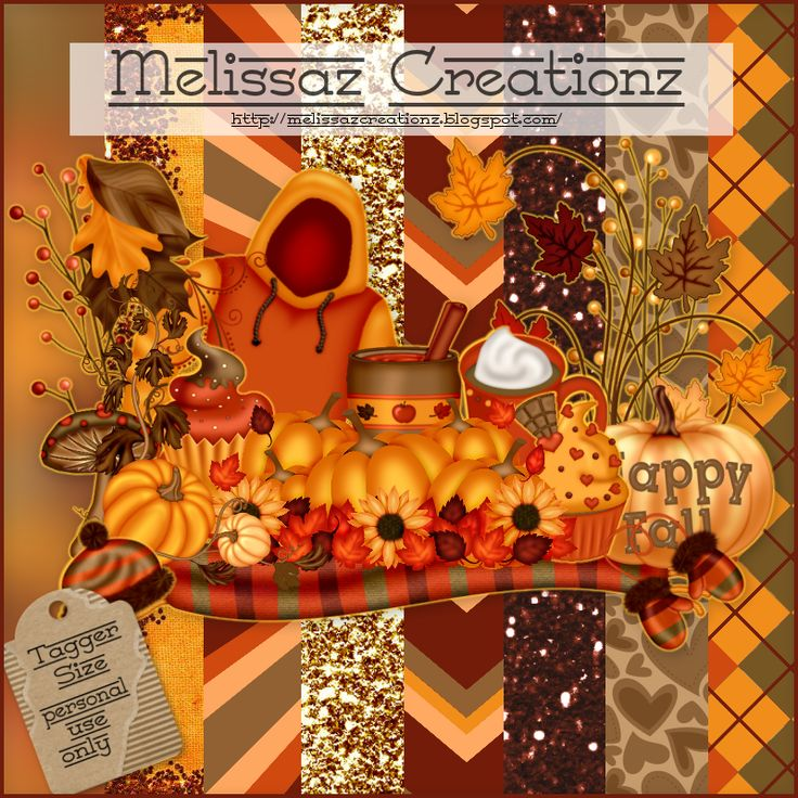 Melissaz Creationz: O'Scrap October Blog Train! TWO color palettes this month!