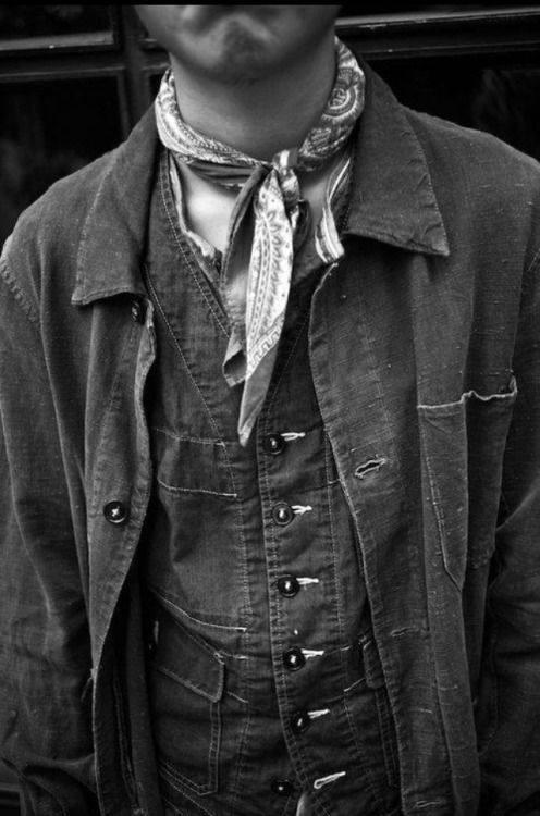 gersdenim:  I really want to find a decent vest like this.  Try Filson. They make one with a similar design but it's wool. Also check out brands like Freewheelers.