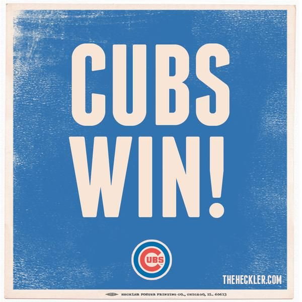 cubs win - Google Search