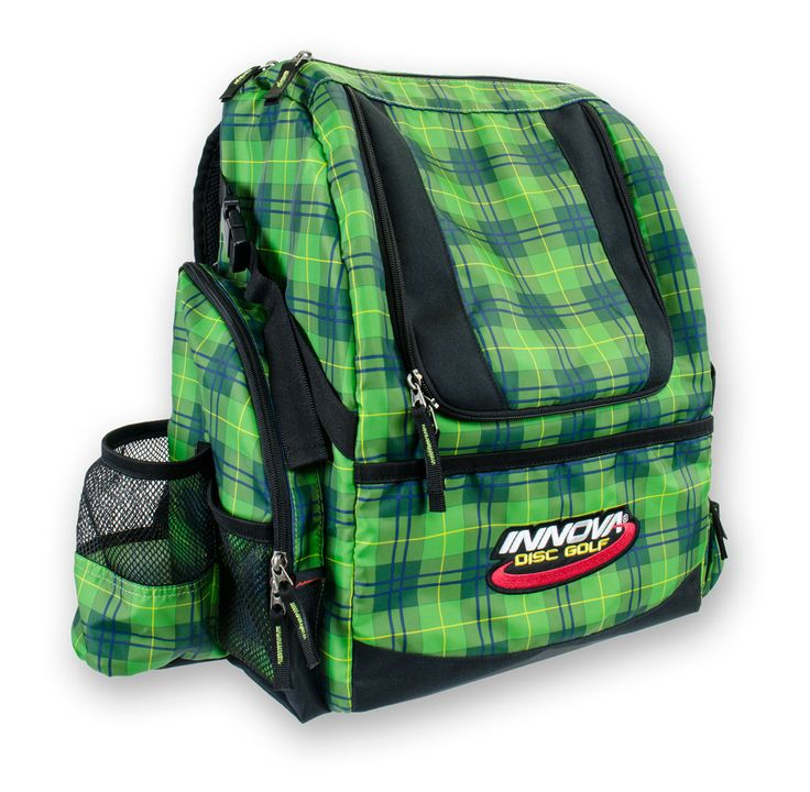 For the price it is an awesome pack, room for beers, sling shot, golden retriever, oversized discs, and more!