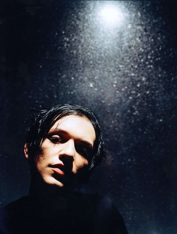 Brian Molko -he knows the trick how to be androgyn but still hot...MAN.
