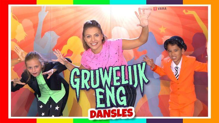Kinderen voor Kinderen - How to dansles van het dansje uit de clip.