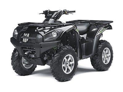 atvs utvs snowmobiles: New 2017 Kawasaki Brute Force 750 Black Sale Power Steering Kvf750 No Hidden Fee -> BUY IT NOW ONLY: $8398 on eBay!