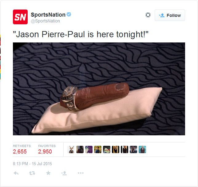 Jason Pierre Paul What Kind Of Firework: 25+ Best Ideas About Espys Host On Pinterest