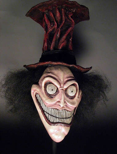Scary Mask Diy halloween masks, Scary mask, Halloween