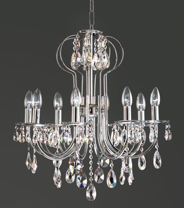Moderne kristallen kroonluchter