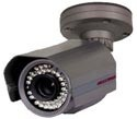 Arm-Electronics C653BC5EIRW 650 Lines Color Wide Dynamic IR D/N Bullet Camera W/5-50mm Lens -  is a heavy duty day/night varifocal IR bullet camera with 650 lines of high resolution, a 5-50mm lens, and a 150' IR range. Operating on dual 12VDC and 24VAC power, the C653-BC5EIRW renders excellent day time color images and when light levels drop, automatically switches to B/W for superb night time images. http://www.avsupply.com/cctv-bullet-cameras.php