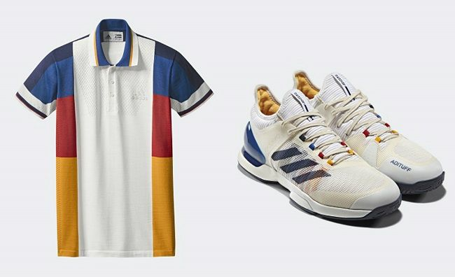 Adidas Tennis Collection by Pharrell Williams.