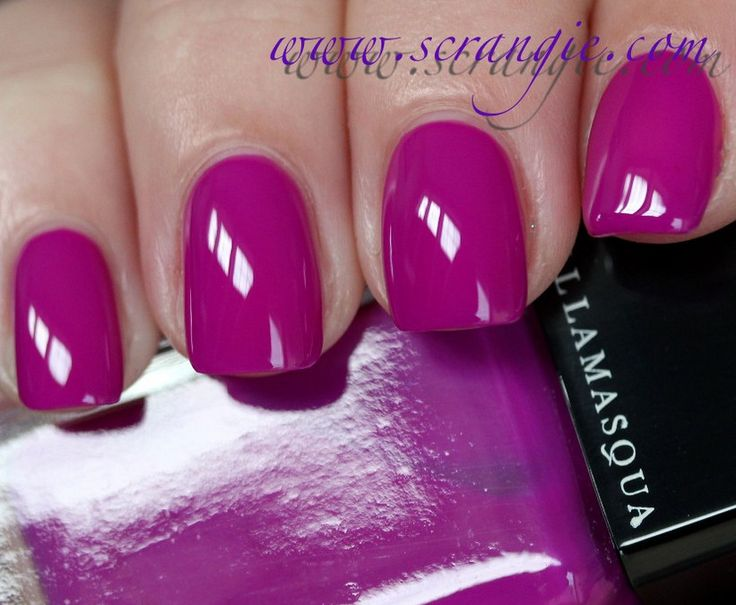 Image result for magenta nail polish