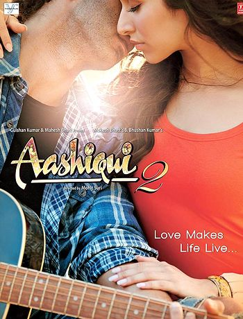 Aashiqui 2 reminds you of the yesteryear romantic tales!