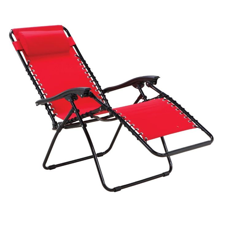 Eze zero gravity chair red comfortable outdoor chairs
