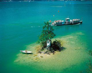 Österreichs schönste Seen: Wolfgangsee Bild: SalzburgerLand Tourismus