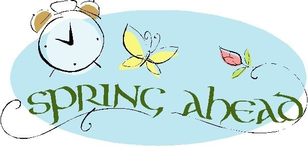 Spring Forward Fall Back Logos | spring-ahead