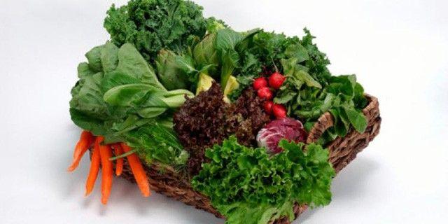 Leaf Vegetables En-Ru — Английские слова на тему Листовые овощи