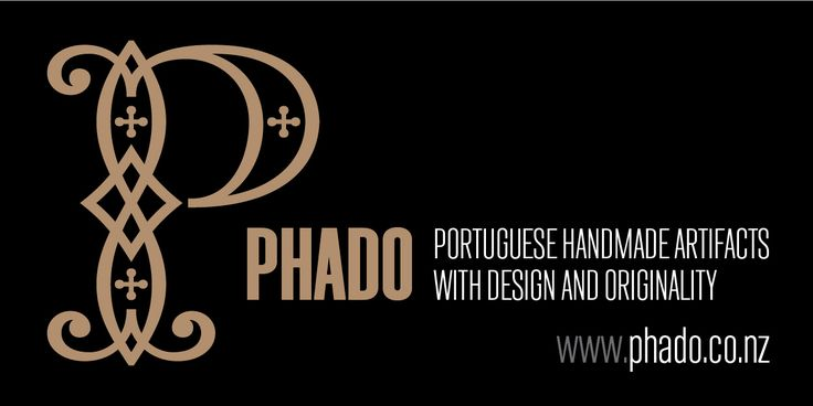PHADO - PORTUGUESE HANDMADE ARTIFACTS  WITH DESIGN AND ORIGINALITY  PHADO is a new life project of Portugal Family in the antipodes (New Zealand).  A family of four, each one in completely different areas: Crisanta-  Certified Pediatric Nurse and Higher Education Professor; Fernando- Graphic Designer; Eduardo- University student as lyrical singer at ESMAI (The most prestige Music University of the country in Porto); Benedita- University student in aquatic sciences at ICBAS (Biomedical…