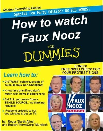Written by the Dummiez at Faux News to attract more Dummy viewers