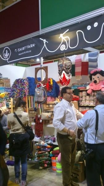 Crafts Selling Exhibition ARTIGIANO IN FIERA in Milan 2013