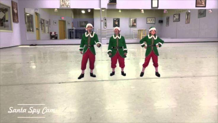 Santa Spy Cam Sightings at Kids First