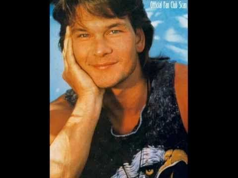 "Patrick Swayze - ""She's like the Wind"" via YouTube ...*lots of great photos along with the song"