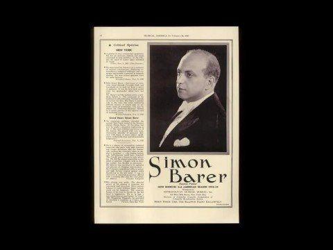 Simon Barer(e) plays Chopin Ballade No.4