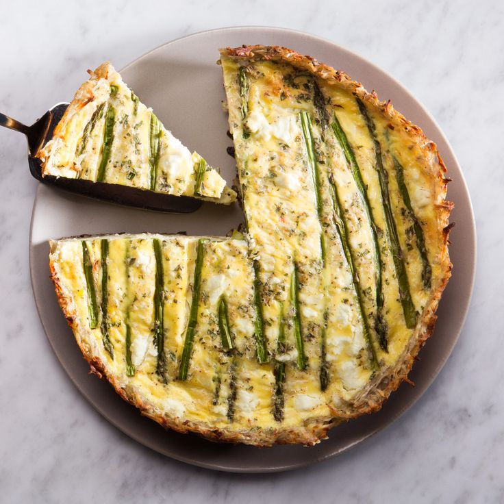 The dish your Easter brunch has been waiting for: Hash Brown Crusted Quiche