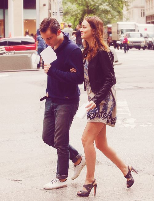 Gossip Girl Fashion // Could they be more perfect? Um, no.