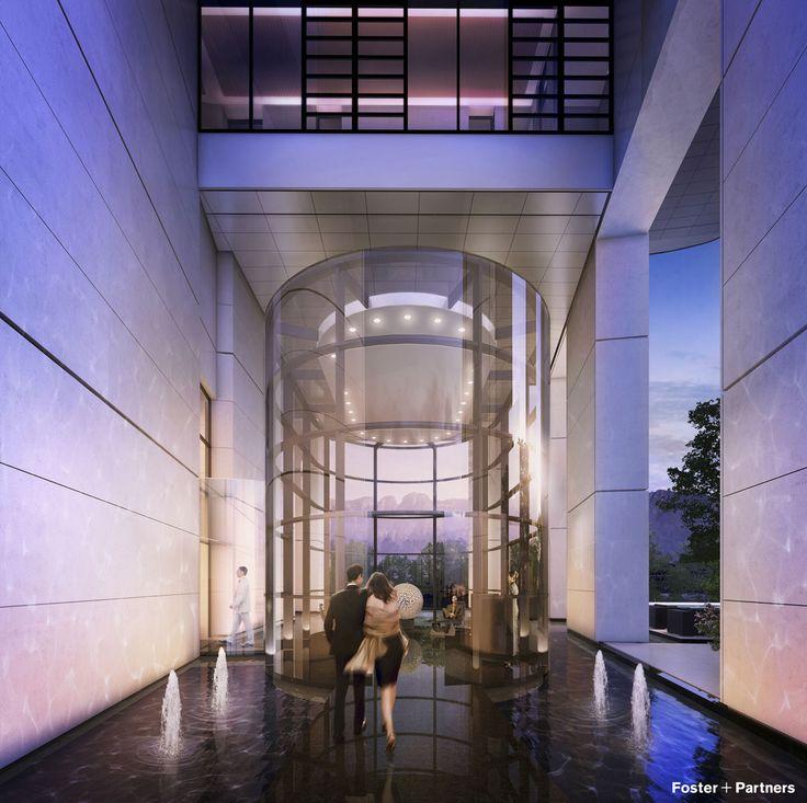 Saqqara Development | Projects | Foster + Partners